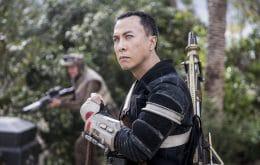 Donnie Yen, de 'Rogue One', se junta a Keanu Reeves em 'John Wick 4'