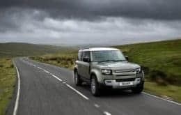 Novo projeto da Jaguar: Land Rover movida a hidrogênio