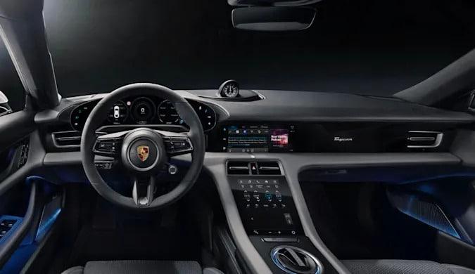 Soundtrack My Life: Porsche cria playlist personalizada com base no seu jeito de dirigir. Imagem: Divulgação