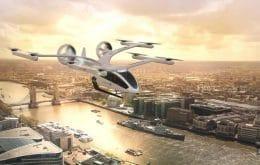 Embraer fecha parceria para desenvolver mercado de 'carros voadores' na América Latina