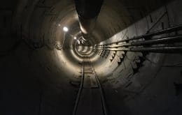 Elon Musk quer criar túneis mais largos capazes de transportar mercadorias