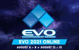 Evo Warm-up Rounds começam neste sábado (26); torneio é aquecimento para o Evo Online 2021