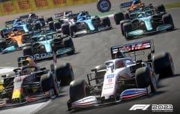 'F1 2021' dará mais controle do que nunca ao jogador