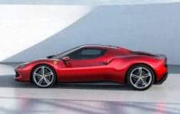Ferrari features 296 GTB with hybrid V6 engine