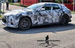 SUV híbrido: Ferrari 'Purosangue' é flagrada na Itália