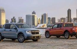 Ford Maverick: picape com motor híbrido tem incrível autonomia de 805 km