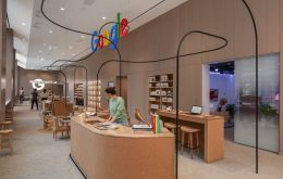 Vendas no mundo real: Google inaugura primeira loja física