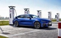 BMW apresenta linha de sedans totalmente elétricos