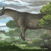 Fóssil de um dos maiores mamíferos terrestres é encontrado na China