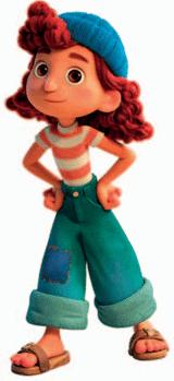 Giulia Marcovaldo (Emma Berman no original e Bia Singer em português brasileiro)