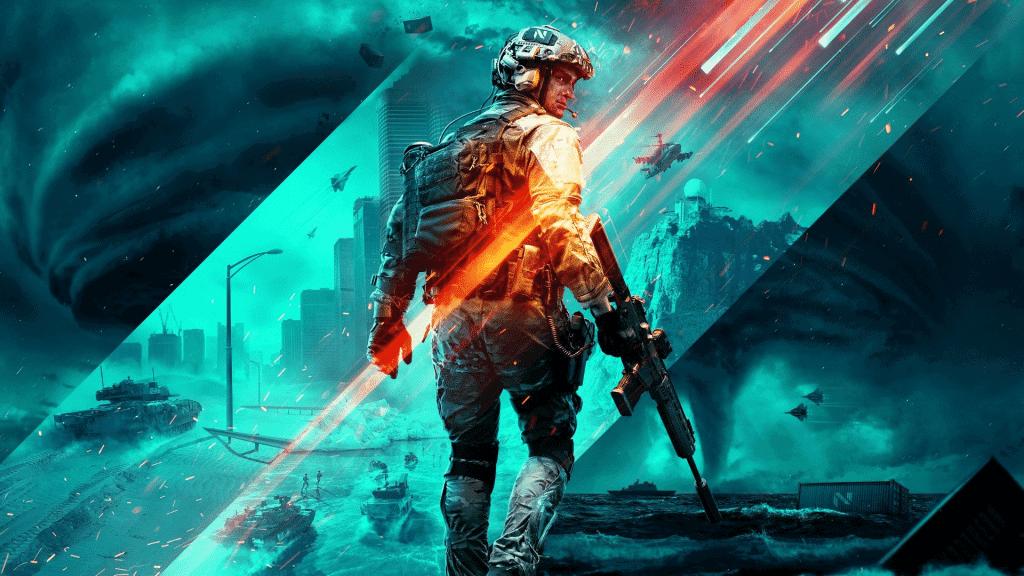 Battlefield 2042 é anunciado; confira o primeiro trailer. Imagem: EA/Divulgação