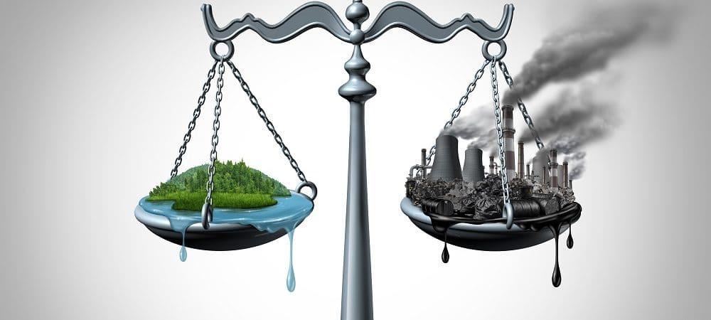 Impacto clima. Imagem: Shutterstok