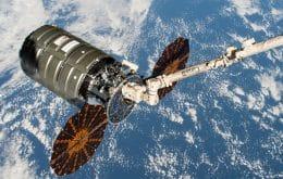 Nasa vai transmitir retorno da nave Cygnus à Terra