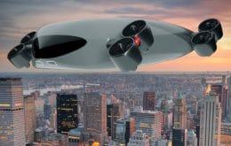 Taxi aéreo para 40 passageiros pode ser o futuro do transporte público