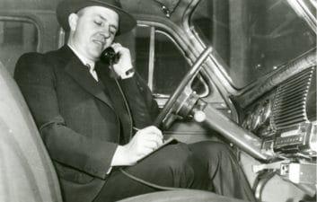 Primeira chamada de telefonia móvel comercial completa 75 anos nesta quinta-feira (17)