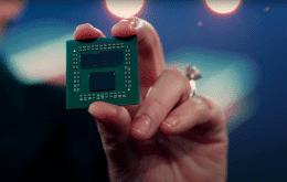 AMD triplica cache da CPU Zen 3 com empilhamento 3D