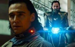 Primeiro episódio de 'Loki' utilizou cenas deletadas de 'Vingadores: Ultimato'; veja