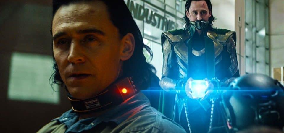 Episódio de 'Loki' usou cenas deletadas de 'Vingadores: Ultimato'. Imagem: Montagem/Olhar Digital