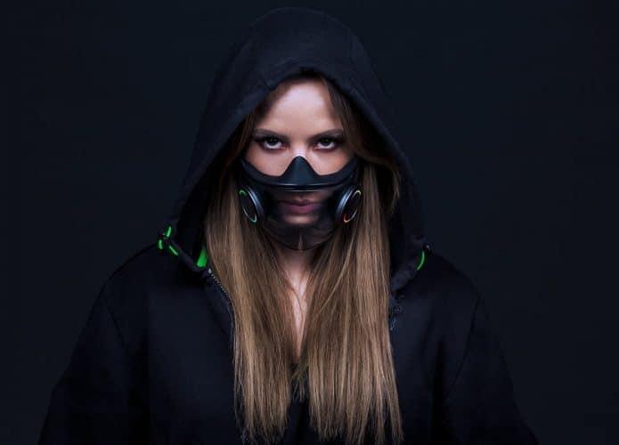 Máscara gamer anti-covid da Razer já tem previsão de lançamento
