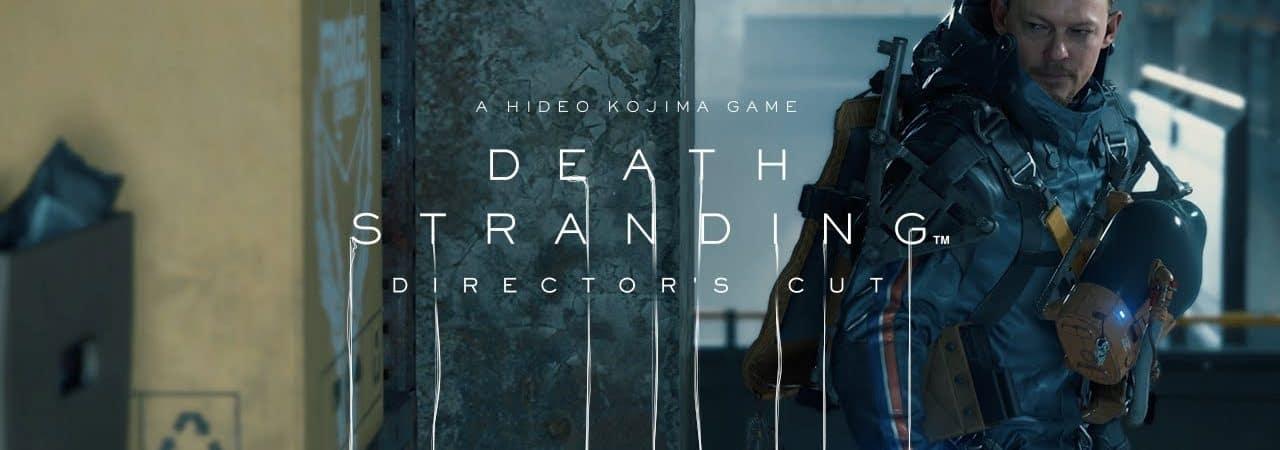Death Stranding Director's Cut é confirmado para PS5. Imagem: Kojima Productions/Divulgação