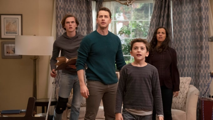 'Manifest' é cancelada pela NBC depois de 3 temporadas. Imagem: Peter Kramer/NBC