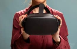 Oculus Quest ganha multitarefa e transmissão sem fio para fone de ouvido