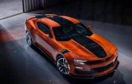 Primeras imágenes del Chevrolet Camaro 2022 llaman la atención por colores exclusivos; ver fotos