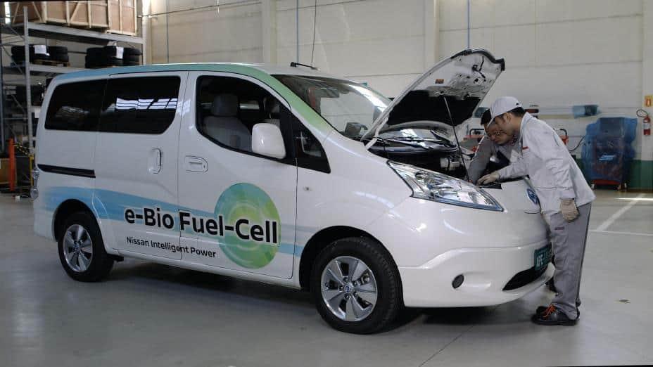 Nissan e Instituto de Pesquisas Energéticas e Nucleares (IPEN) assinam novo acordo para seguir no desenvolvimento do uso de bioetanol para veículos movidos a Célula de Combustível. Imagem: Divulgação'