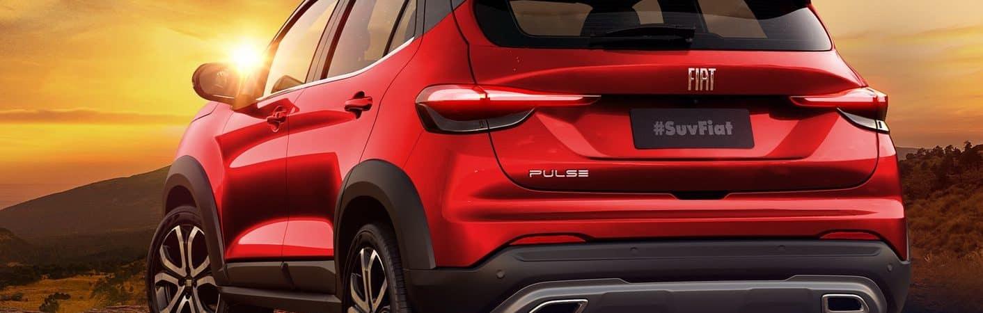 Votação encerrada: Pulse é o nome do novo SUV da Fiat. Imagem: Stellantis/Divulgação