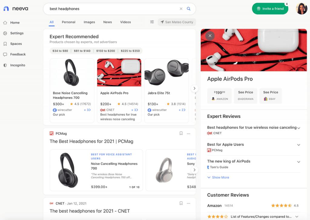 Novo serviço de buscas criado por ex-funcionários do Google pretende cobrar R$ 25 por mês de usuários