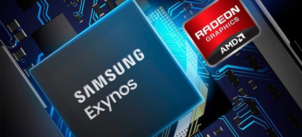 Exynos e AMD