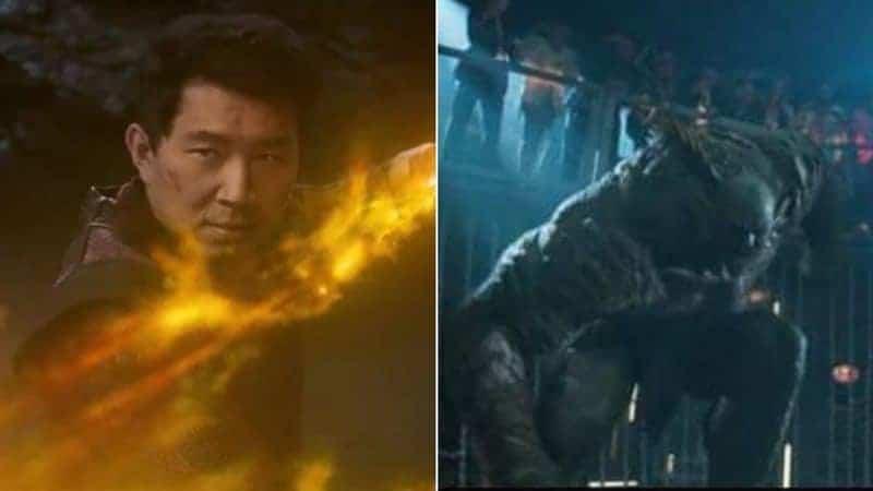 Abominável, vilão de Hulk, retorna em 'Shang-Chi'. Imagem: Montagem/Olhar Digital