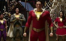 'Shazam! 2' se passa dois anos após o primeiro filme