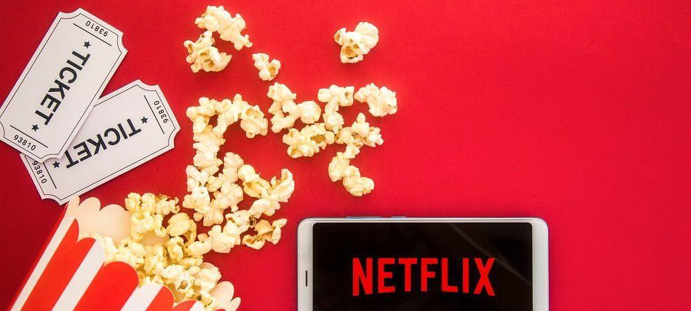 Netflix. Imagem: Shutterstock/Xalien