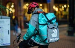 Reino Unido decide que entregadores da Deliveroo são autônomos, não empregados