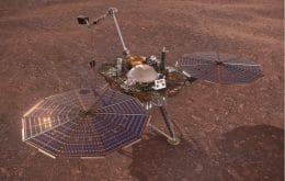 Módulo InSight, há dois anos em Marte, está morrendo