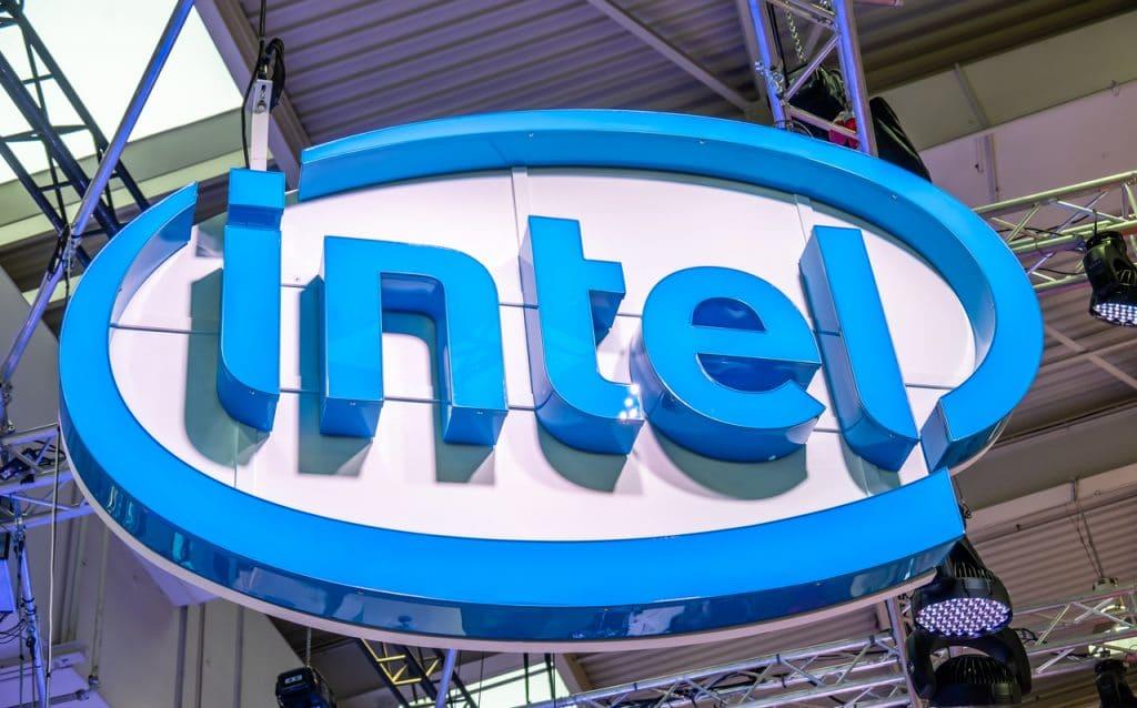 Fachada da Intel