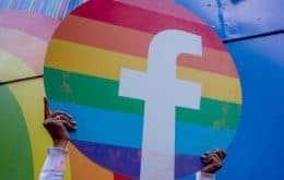Facebook promueve acción en el centro de São Paulo para conmemorar el mes del orgullo LGBTQIA +