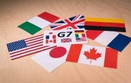 Países do G7 estipulam taxação global mínima de 15% para multinacionais