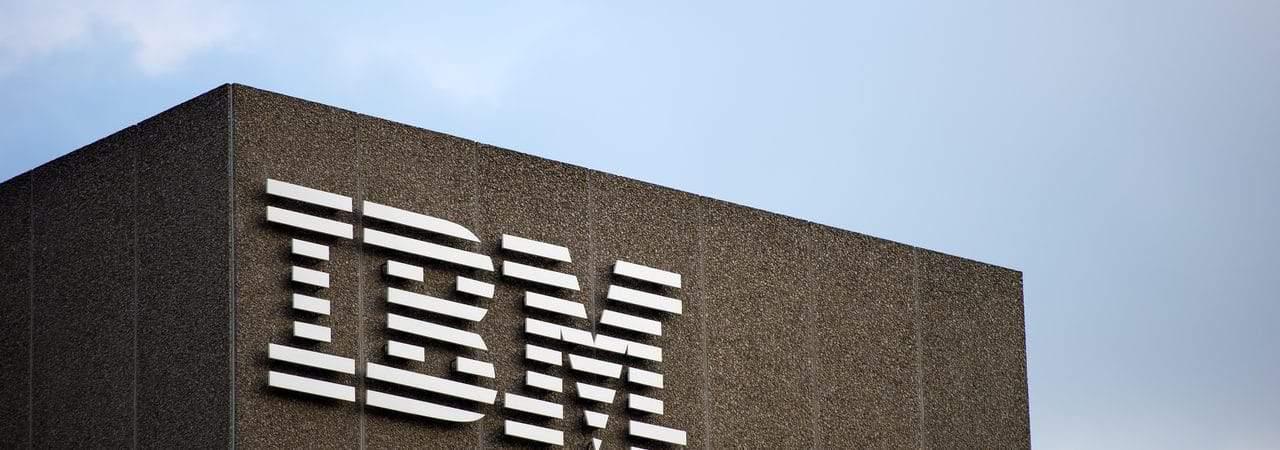 Fachada da IBM