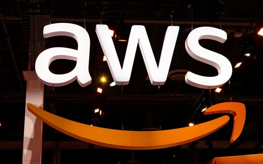 Fachada da Amazon Web Services, também conhecida como AWS