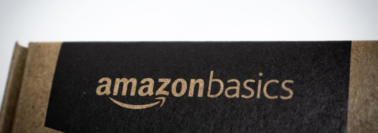 Logo da AmazonBasics