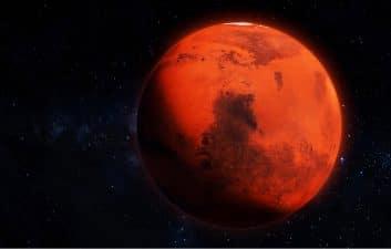 Nuevo planeta rojo: el núcleo de Marte puede ser más grande de lo estimado