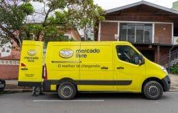 Mercado Livre inicia entregas no mesmo dia em São Paulo, Florianópolis e Salvador