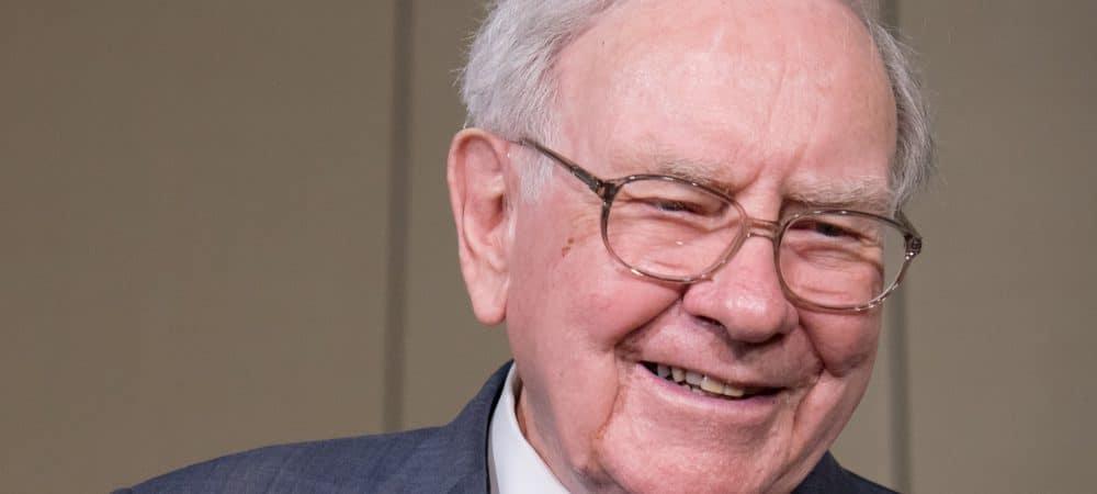 Warren Buffet, CEO da Berkshire Hathaway