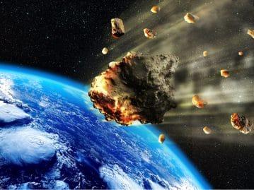 Meteorito del sistema solar temprano encontrado en Inglaterra