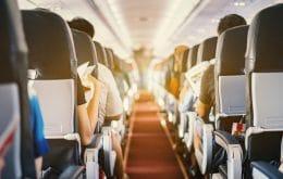 Boeing testa 'cortina de ar' para evitar propagação de germes e vírus em seus aviões