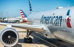 """American Airlines anuncia investimento em """"carros voadores carbono zero"""""""