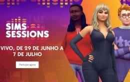 Começa Sims Sessions, festival de música em 'The Sims'
