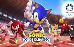 Sonic invade Tóquio na Olimpíada 2020 com promoções de aniversário